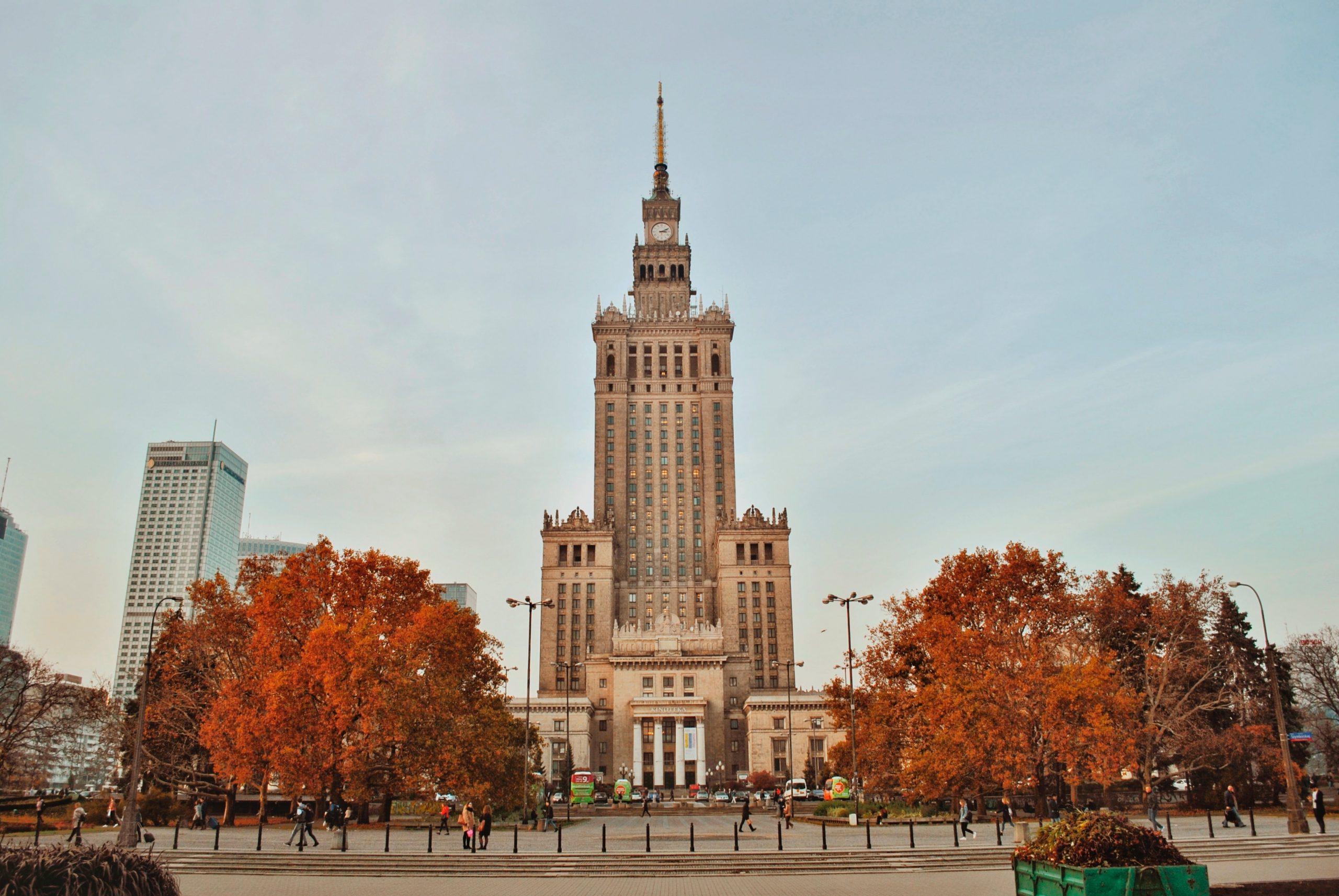 Forte croissance du luxe en Pologne