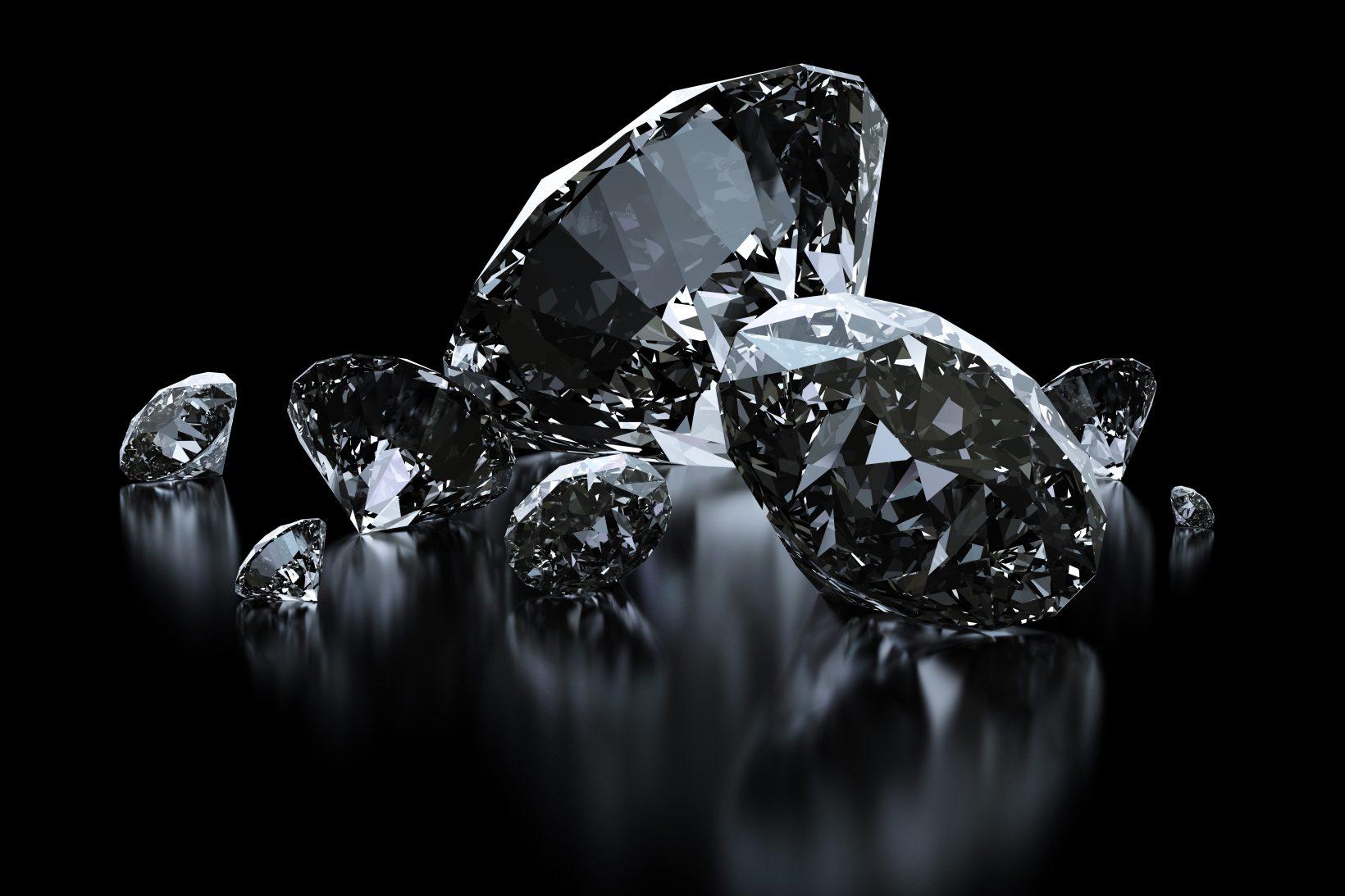 La course au diamant d'exception