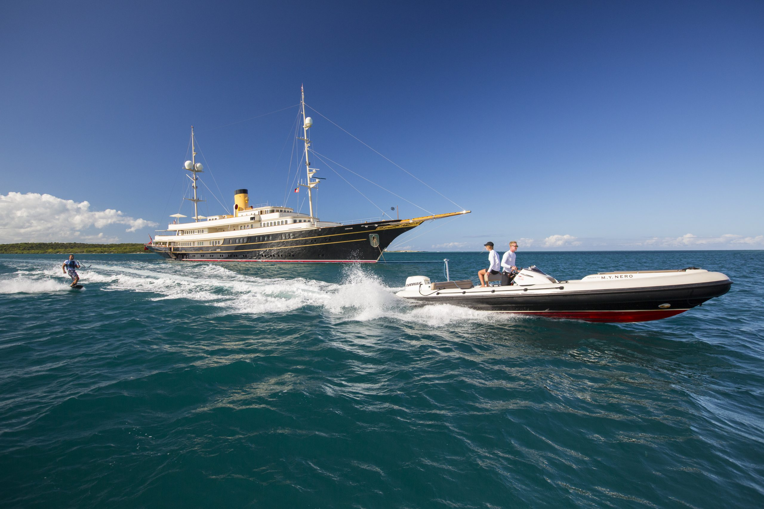 The rebound of the yachting industry
