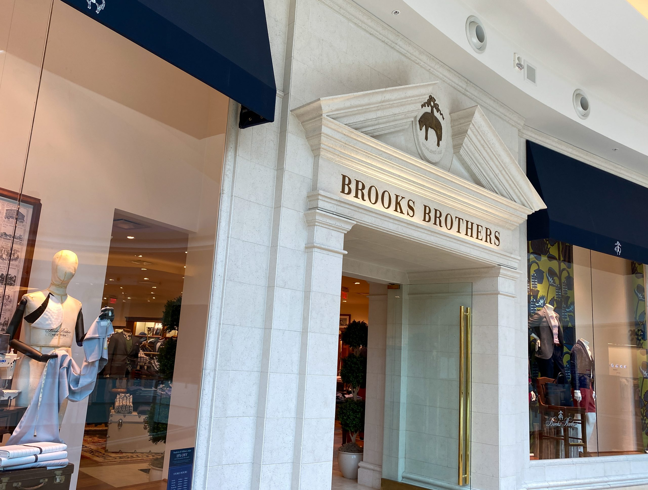 Who will take over Brooks Brothers, the mythical brand of USA presidents?