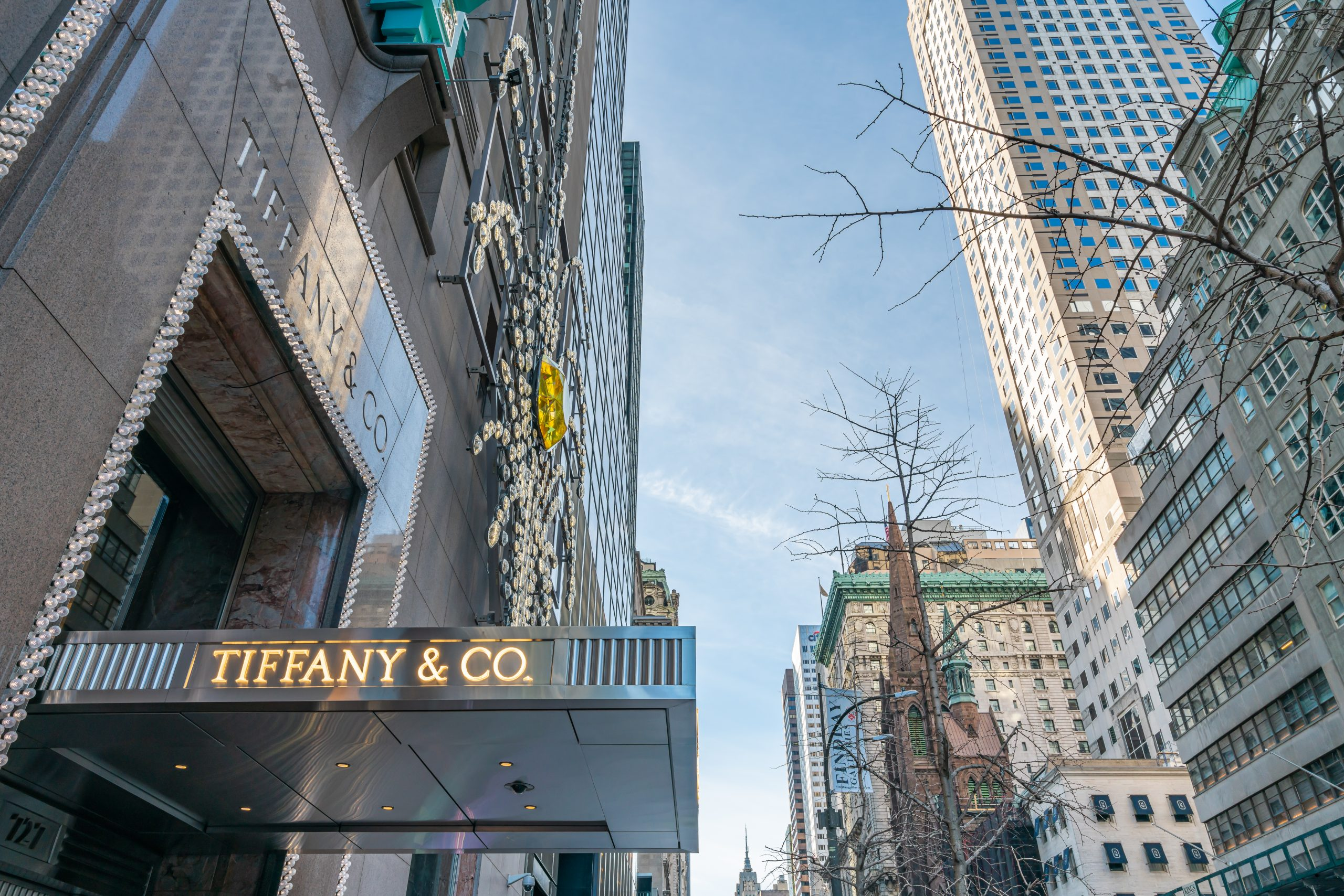 Complications in the Tiffany takeover by LVMH