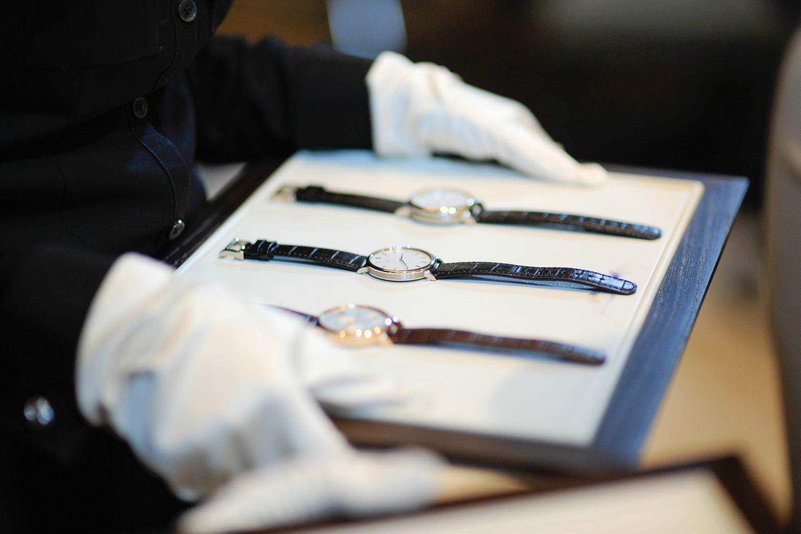 Watchmaking: a psychological warfare