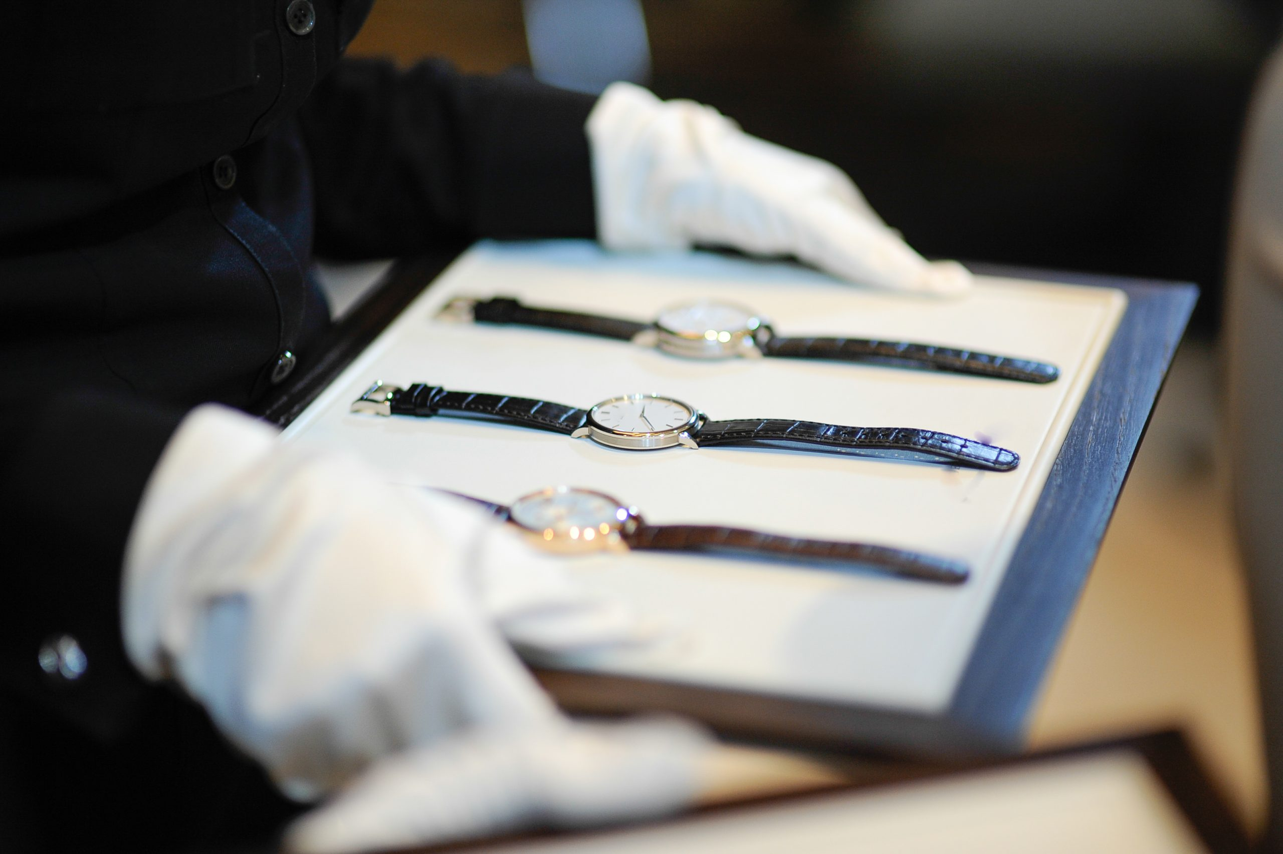 Watchmaking: a psychological warfare