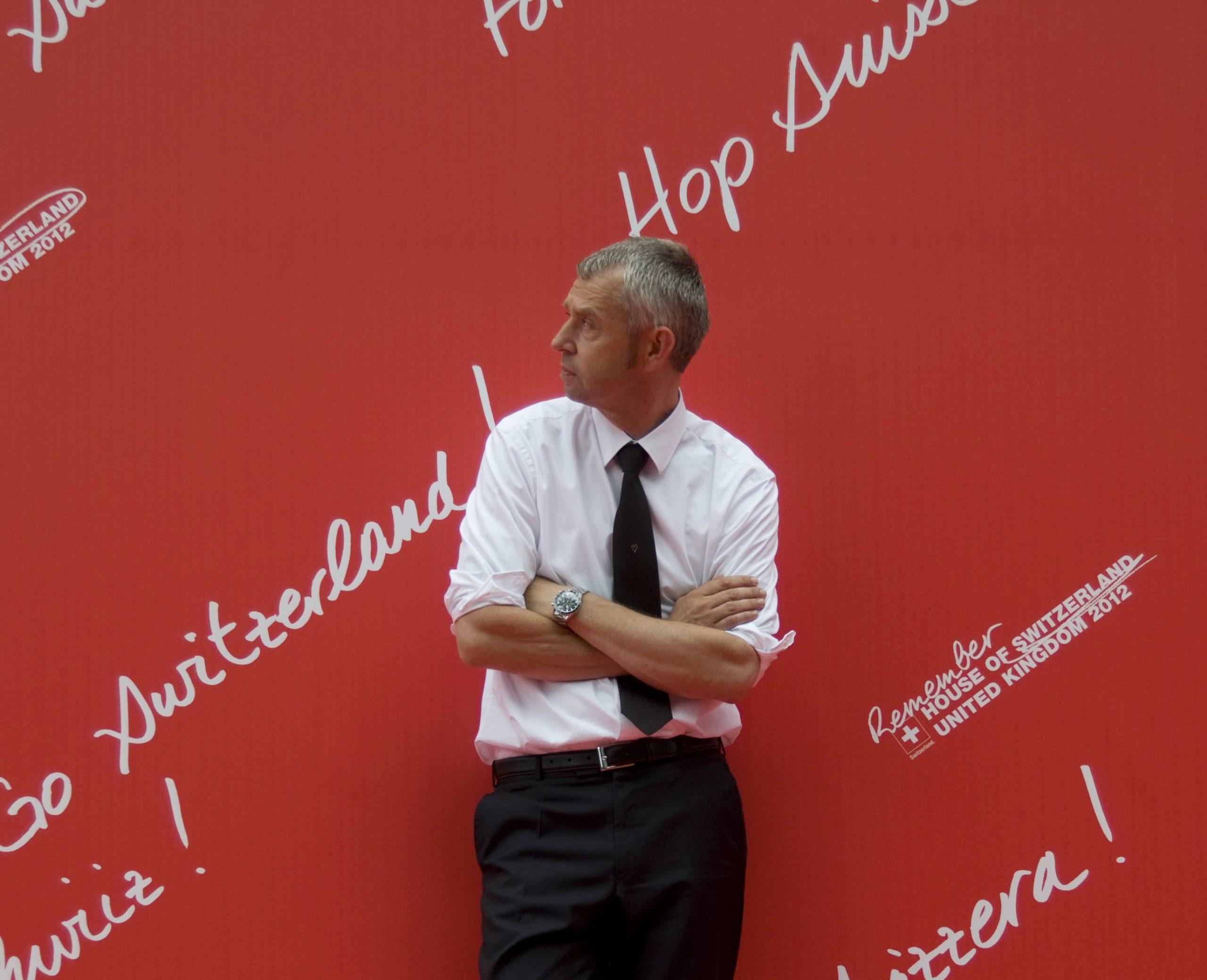 «Le luxe suisse est un outil de communication précieux»