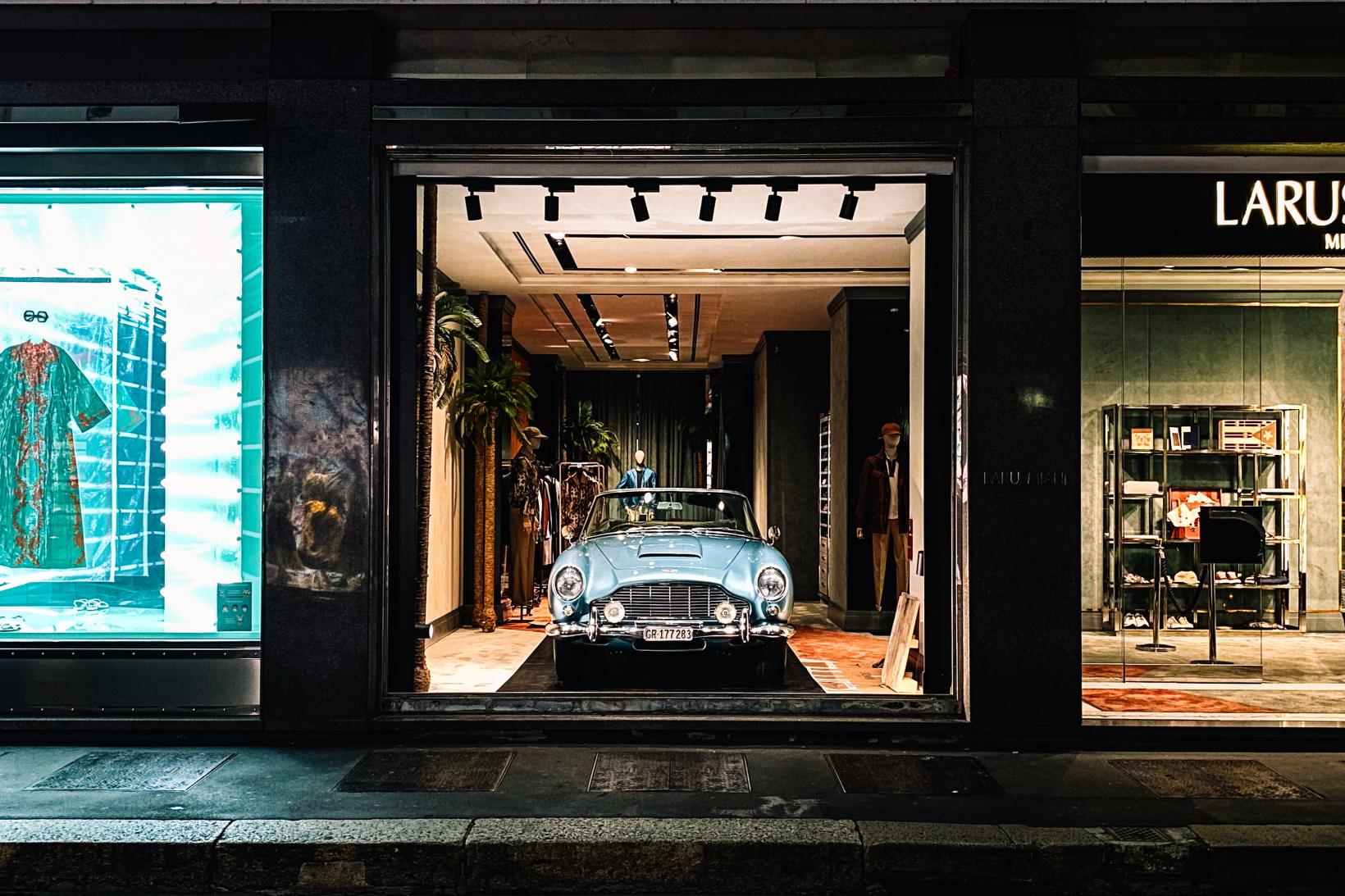 MonteNapoleone District: Milanese luxury between crisis and rebirth