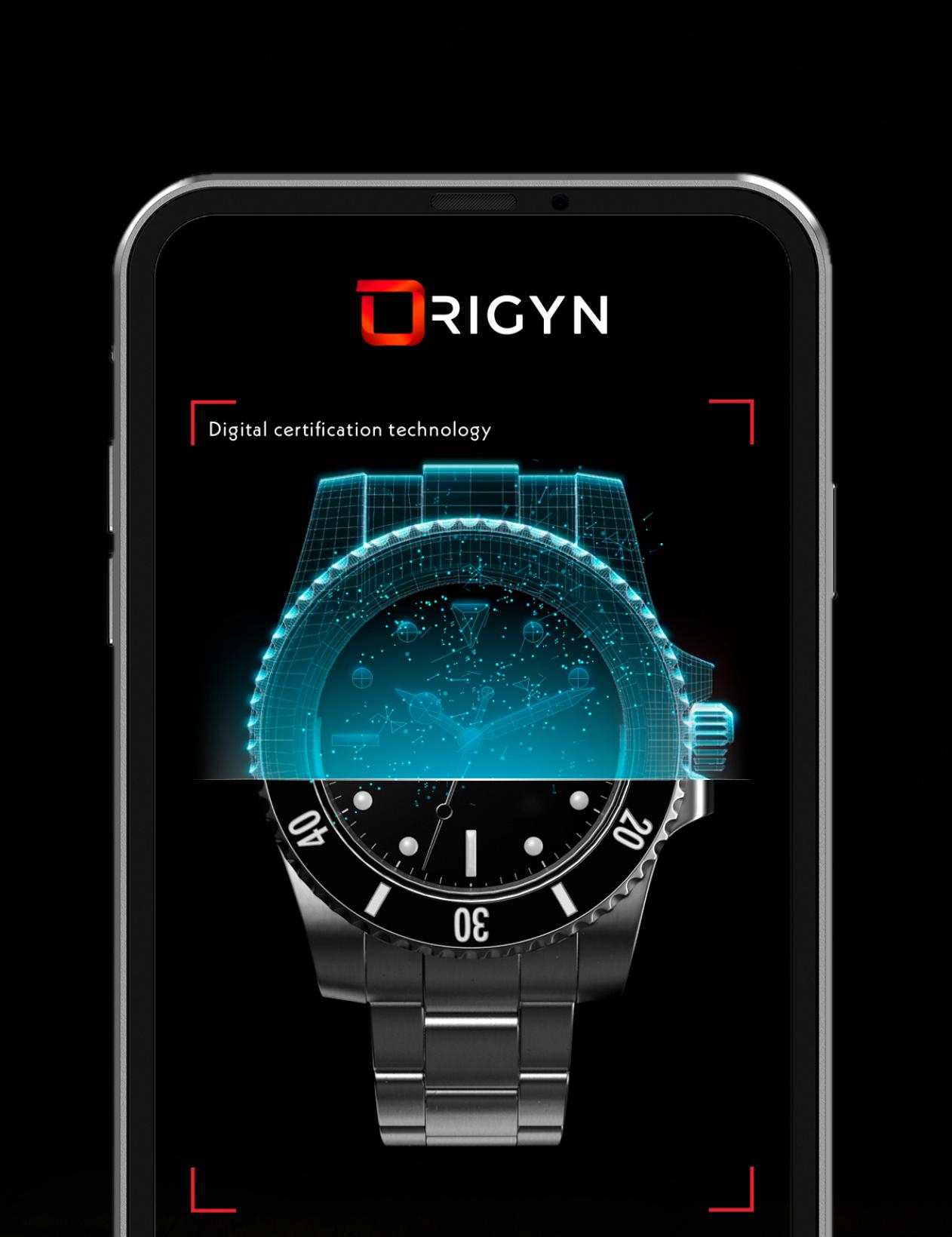 Origyn invente le Shazam de l'horlogerie