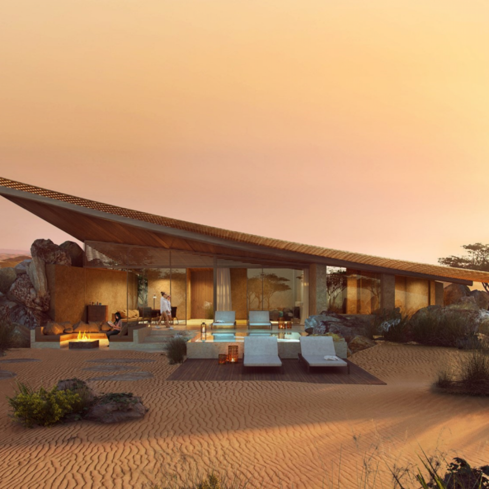 Arabie Saoudite: des pétrodollars au tourisme de luxe