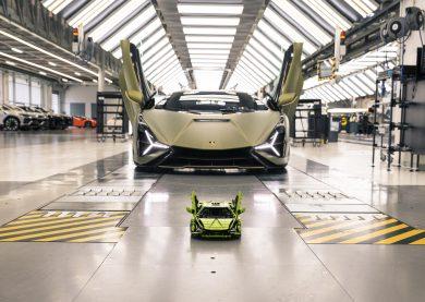 Lamborghini's new strategic paths