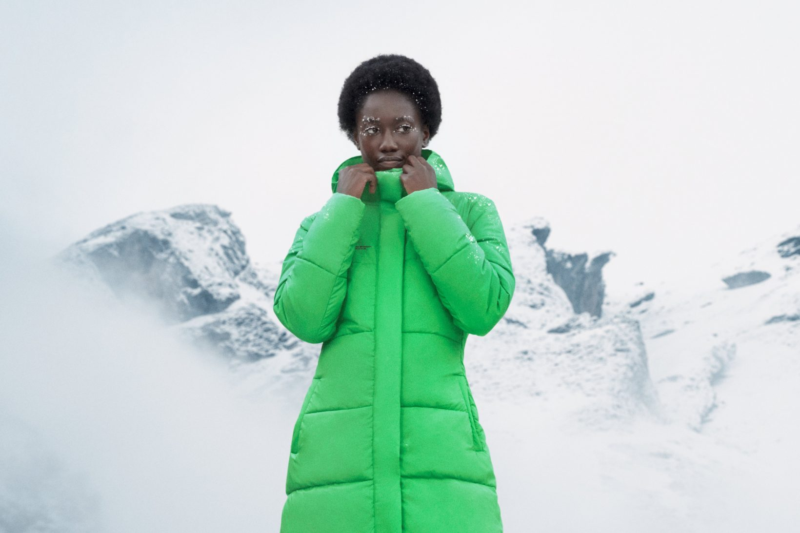 Mode: de la nature «augmentée» dans nos manteaux