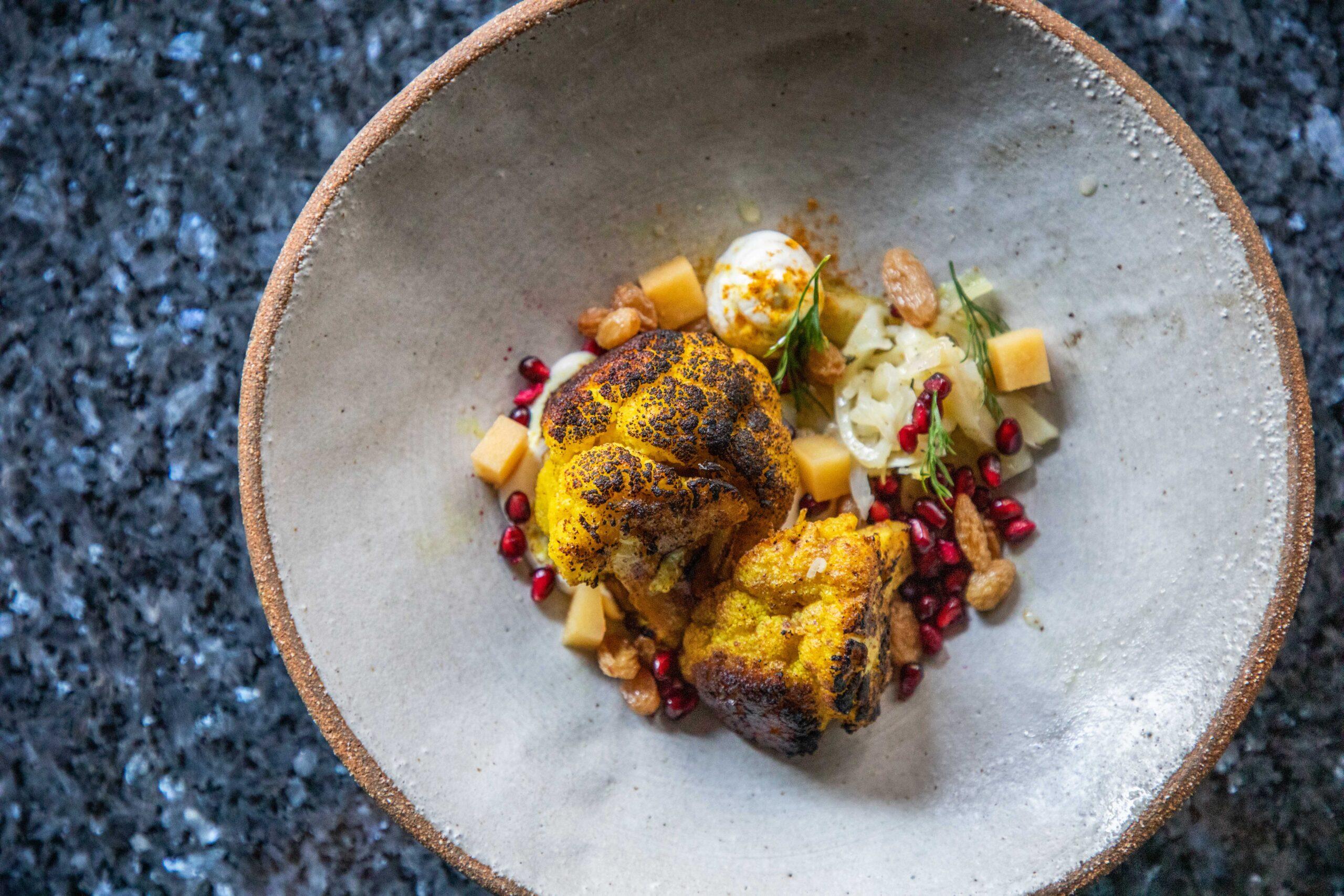 Haute gastronomie: le végétarisme en plein essor
