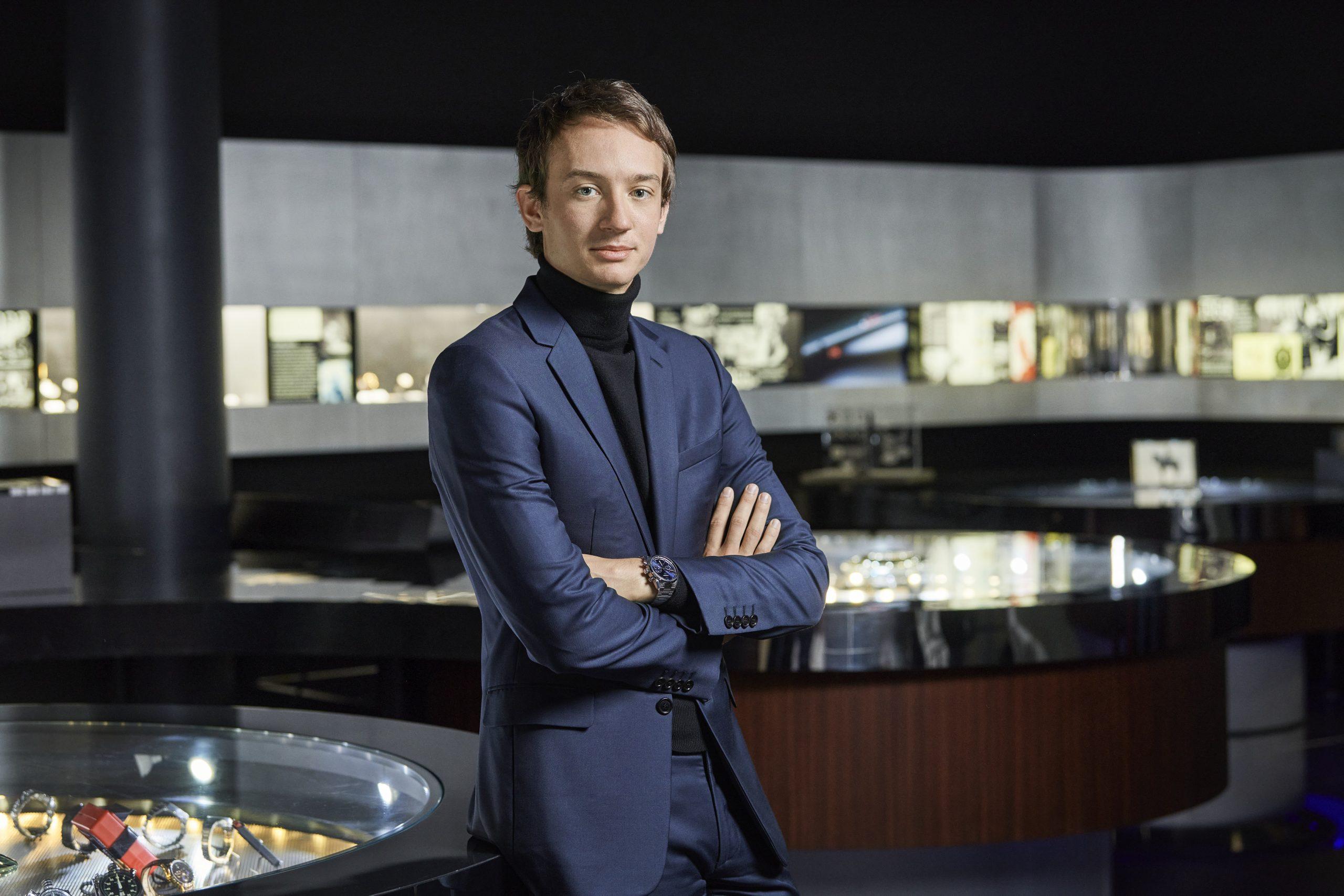 """Frédéric Arnault: """"J'ai travaillé sur le partenariat avec Porsche dès mon arrivée en 2017"""""""