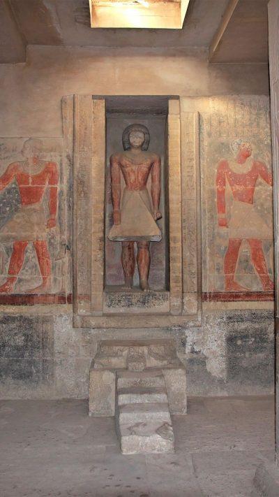 The Treasures of Saqqarah