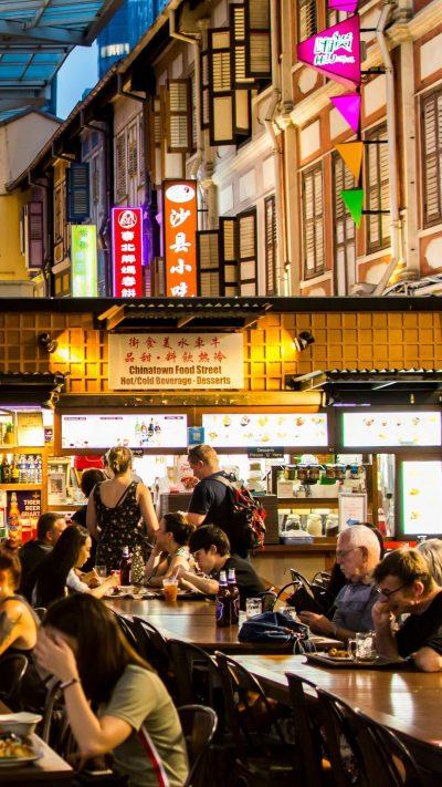 Street food, a living heritage