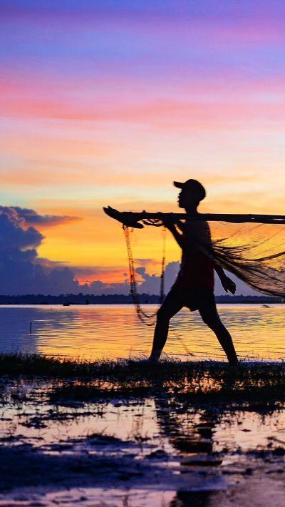 Ancestral fishing