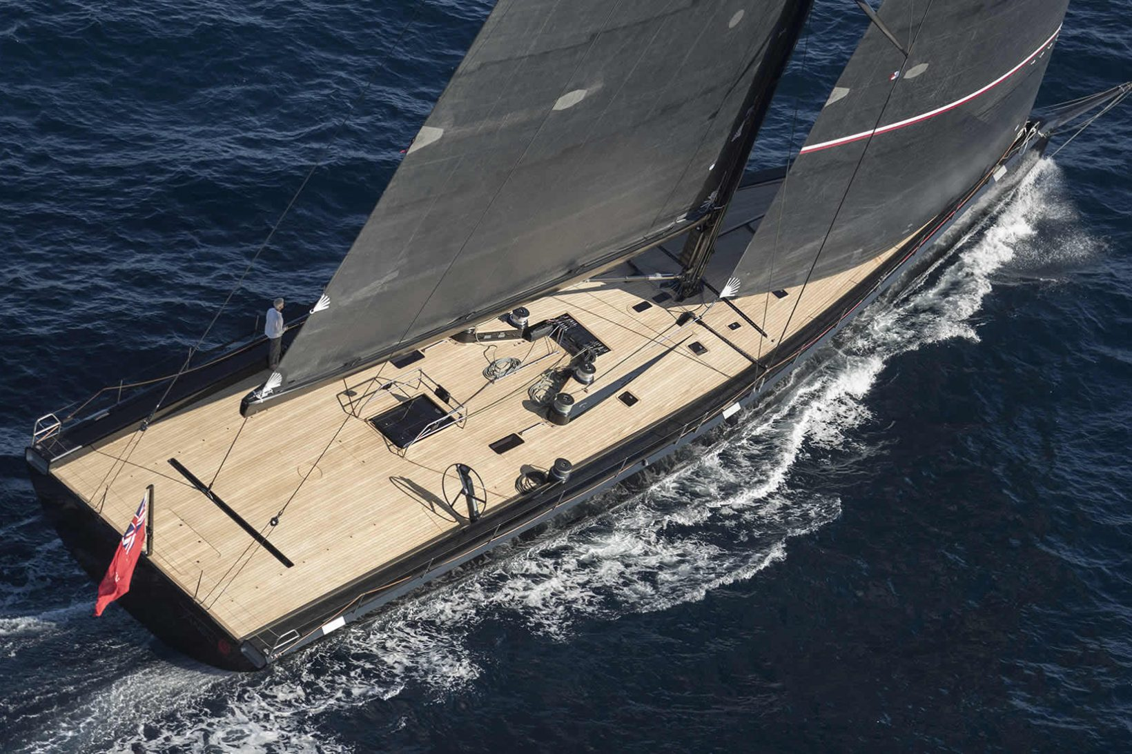 Big alliances in the yachting industry are taking shape