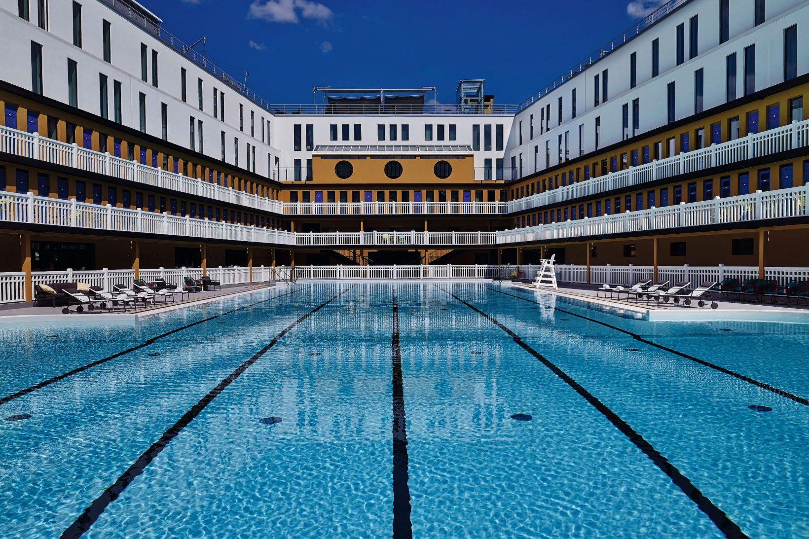 """A hotel must reinvent itself as an urban club"""