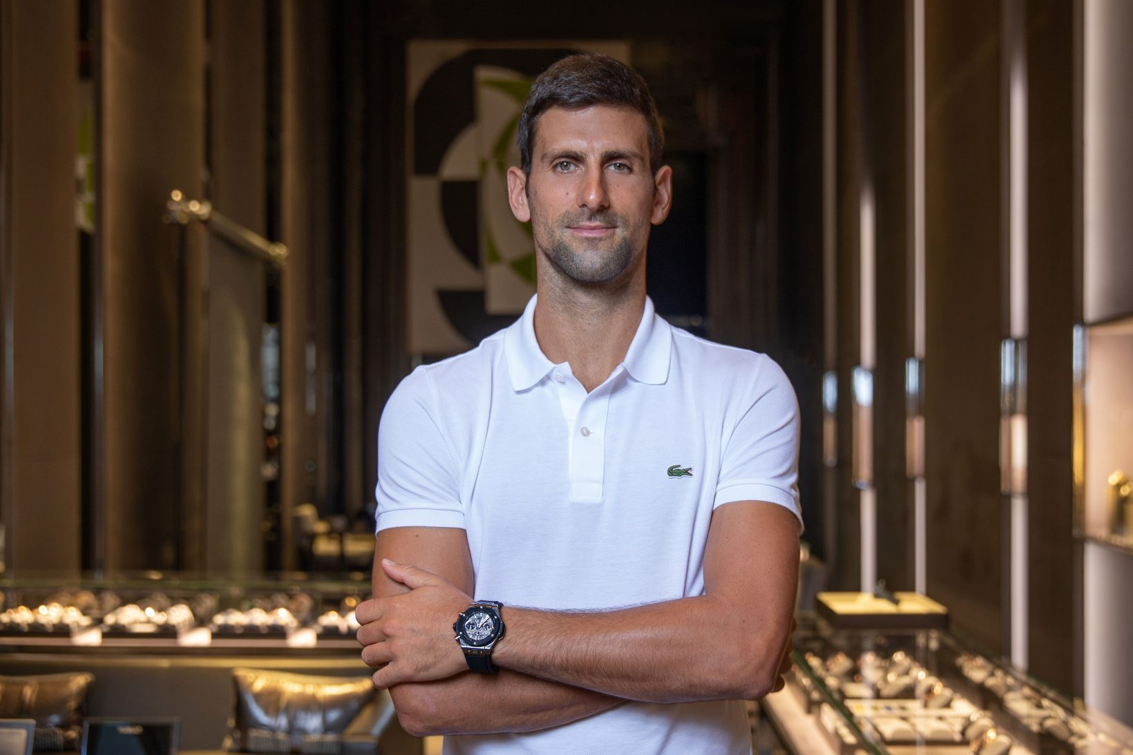 """Novak Djokovic is a legend, an opinion leader"""