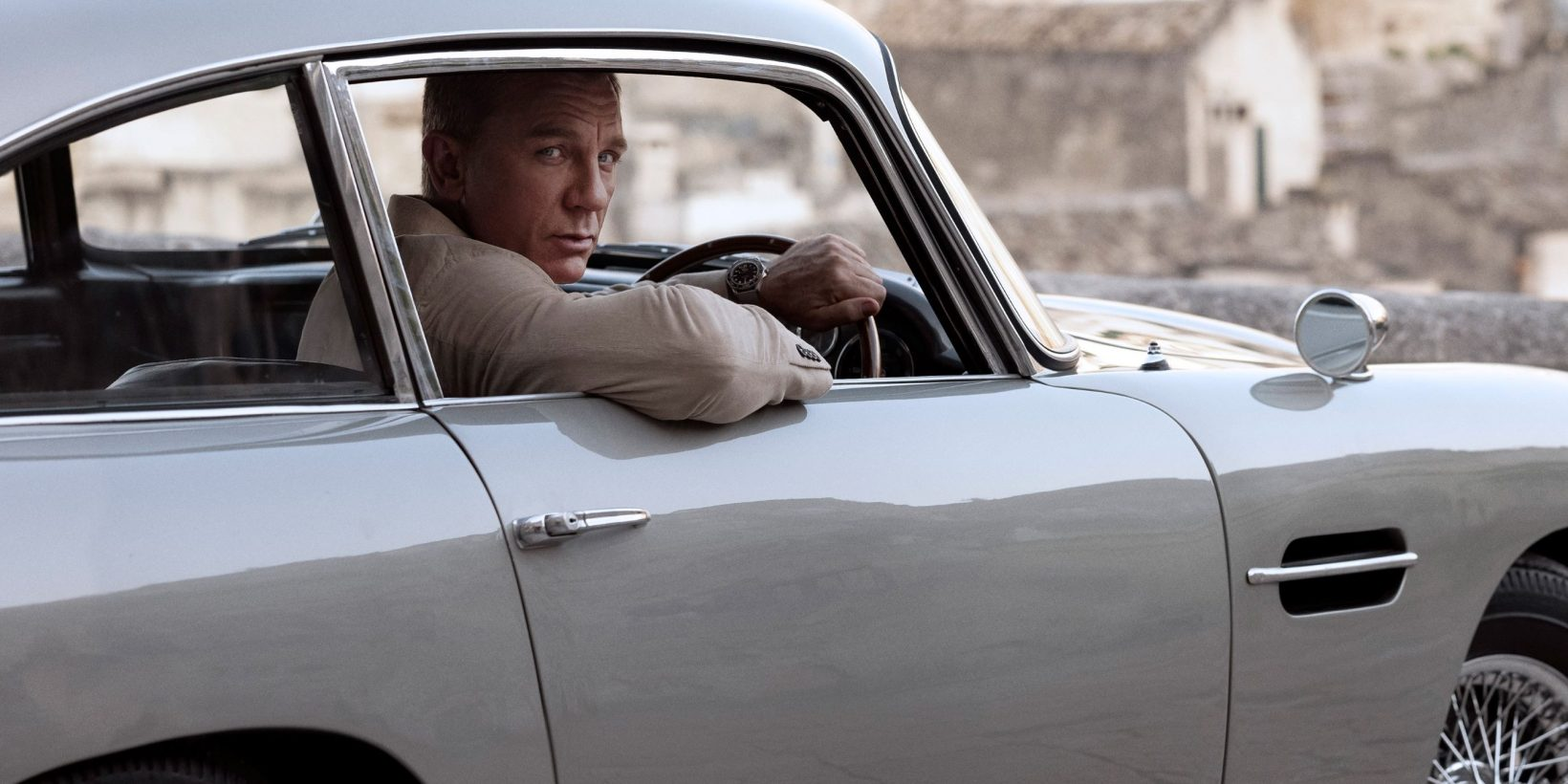 """The James Bond film """"No Time to Die"""" finally on the screens. How did the partners adapt?"""