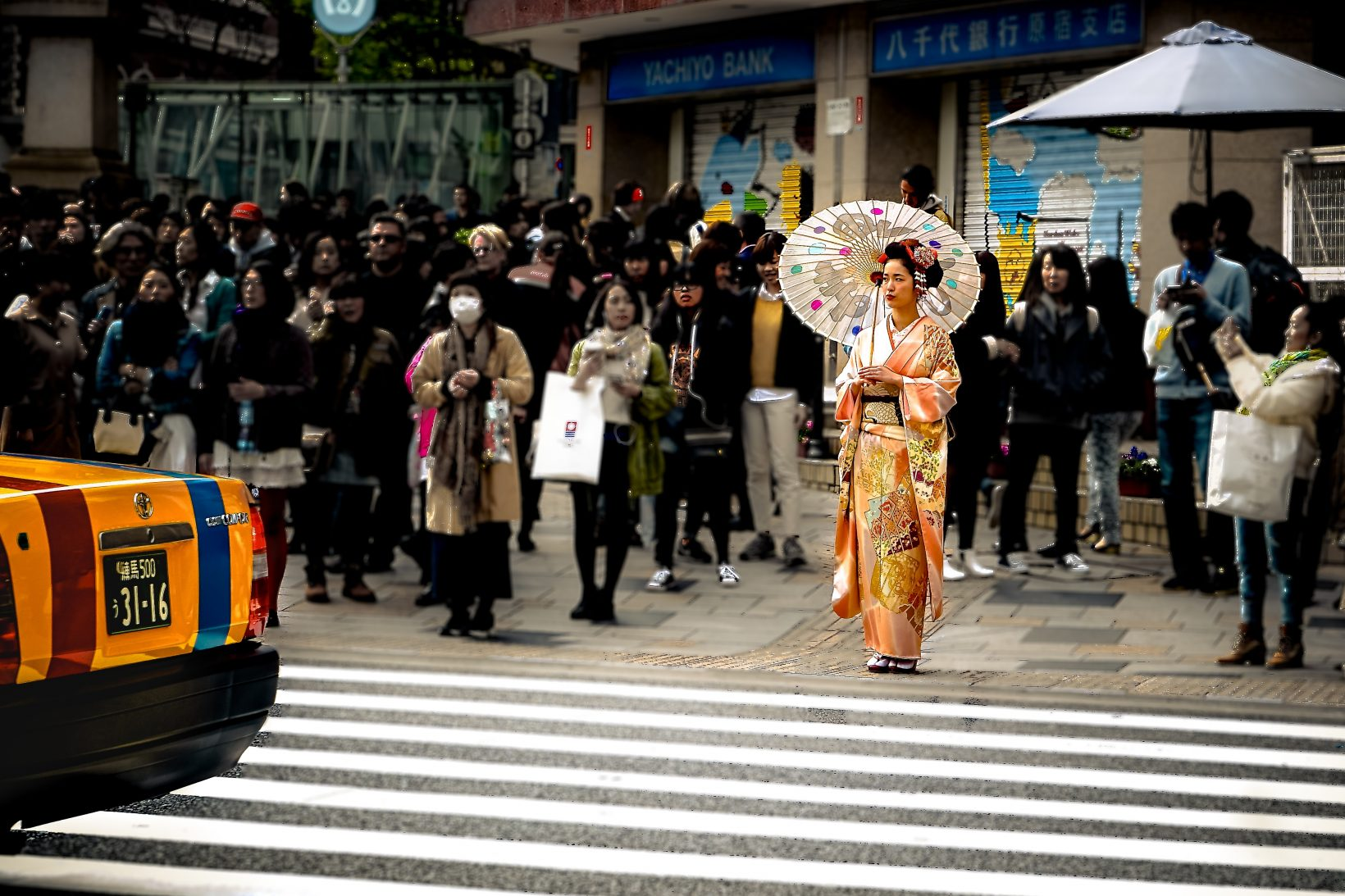 What does the future hold for the luxury market in Japan?